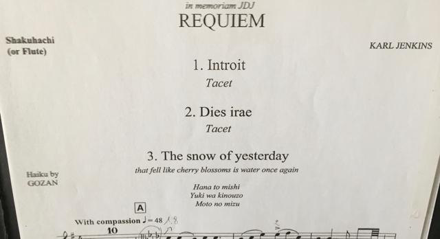 Karl Jenkins – Requiem