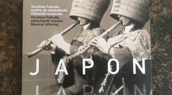 "CD ""Japan: Musical Offering"" – Fukuda Teruhisa"