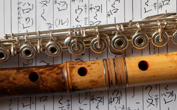 Flute & Shakuhachi