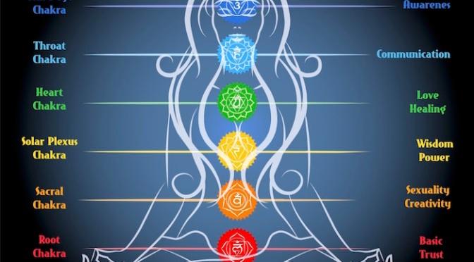 Chakra meditation with shakuhachi